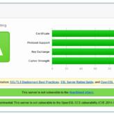 :: SSL/TLS Zayıflık Testi…